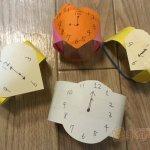 保育 製作 手作り 腕時計