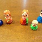 紙粘土 人形 作り方 保育