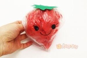 保育 製作 春 イチゴ