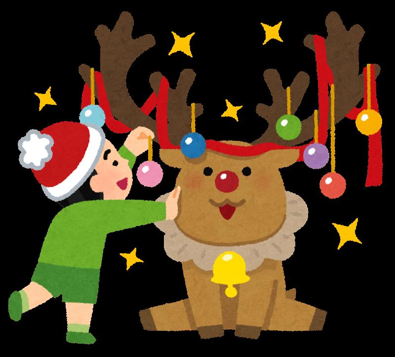 クリスマス 保育 製作