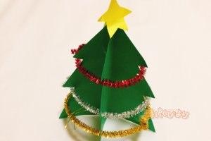 保育 製作 冬 クリスマス
