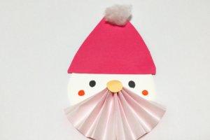 保育 製作 クリスマス