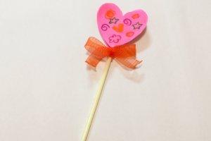 保育 製作 バレンタイン