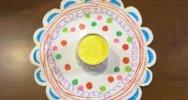 紙皿と紙コップで作る♡可愛いお花のコマの作り方【お正月の保育製作】